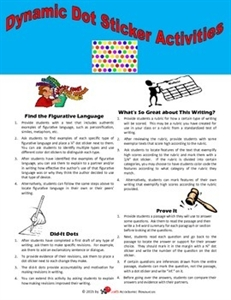 Picture of Dynamic Dot Sticker Activities